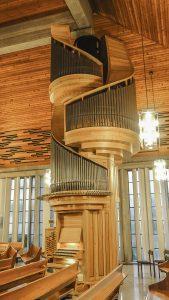 Die Orgel in der Christuskirche Speyer